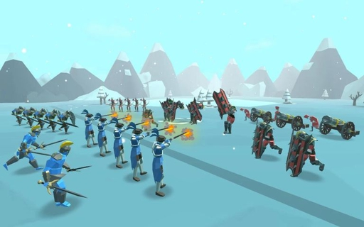 Epic Battle Simulator 2 1.3.10 apk screenshot