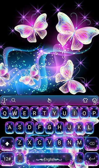 Neon Butterfly APK 6 7 16 2019 - download free apk from APKSum