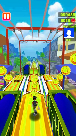 Super Subway 2018 1.1.0 apk screenshot