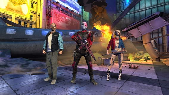 Suicide Squad: Special Ops APK+ Obb 1 1 3 - download free