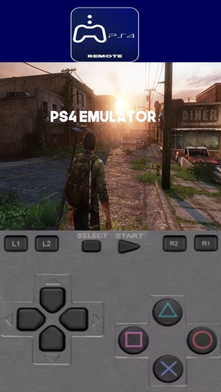 Remote control PS4 APK 1 13 - download free apk from APKSum