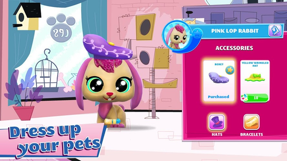 littlest pet shop apk 2 3 0h download free apk from apksum