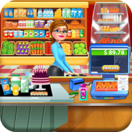 Supermarket Grocery Shopping: Mall Girl Games APK