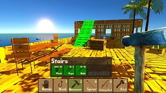 Raft APK 1 6 1 - download free apk from APKSum