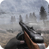 World War 2 Battle Grounds Survival Winter Shooter APK