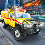 Emergency Driver Sim: City Hero APK