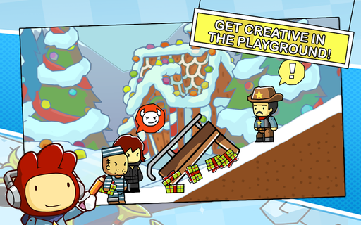 Scribblenauts Remix 5.80 apk screenshot