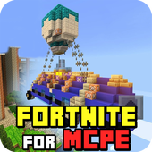 Maps Fortnit. for MCPE APK