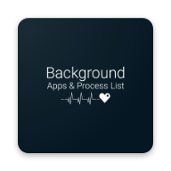 Background Apps and Process List APK