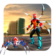 Spider Robot War Machine 18 - Transformation Games APK
