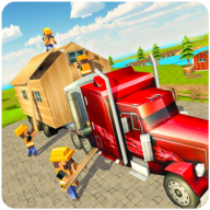 Wood House Construction 2018 APK