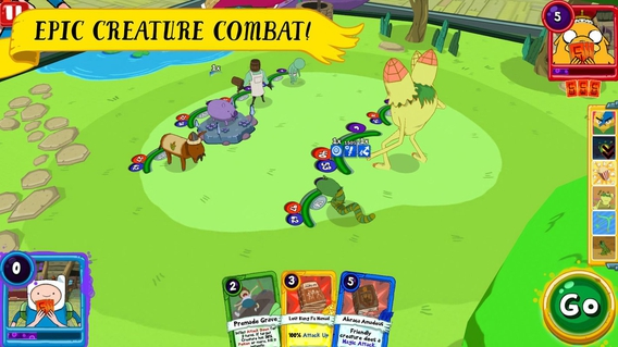 Card Wars 2 1.0.10 apk screenshot
