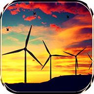 Windmill Live Wallpaper 113 Icon