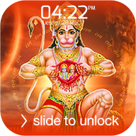 Hanuman Lock Screen APK