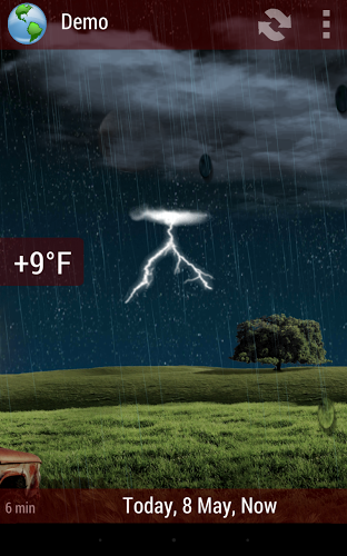 Animated Weather Pro APK 6 1 4 - download free apk from APKSum