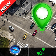 GPS Satellite Route Map Direction APK