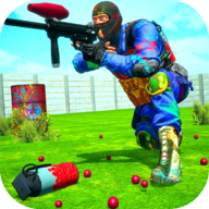 Paintball Arena Royale Shooting Battle APK