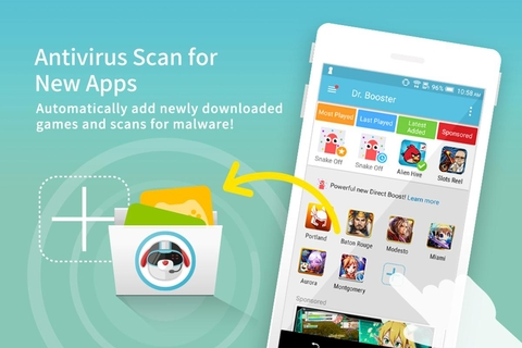 Dr  Booster APK 2 0 1077 - download free apk from APKSum