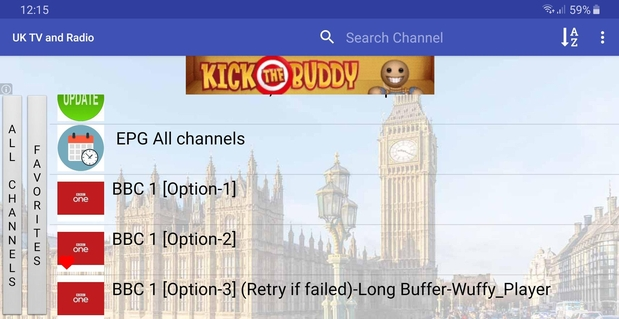 UK TV and Radio APK 2 02 - download free apk from APKSum