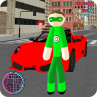 Green Stickman APK