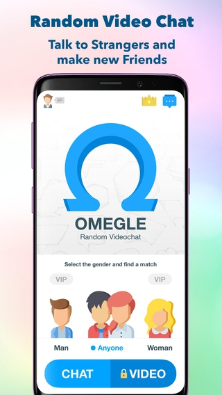 Omegle APK 1 1 - download free apk from APKSum