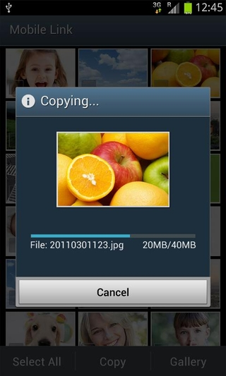 Samsung Smart Camera App. 1.3.1.170904 apk screenshot