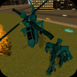 Robot Helicopter APK