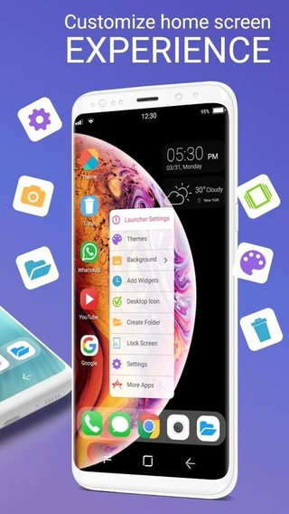 Launcher iOS 13 APK 3 4 - download free apk from APKSum