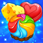 Sweet Cookie Jam APK