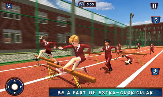 High School Girl Simulator: Virtual Life Game 3D APK 1 7 - download