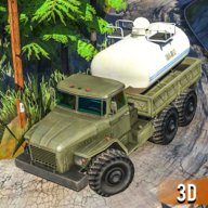 Mountain Cargo Tanker Heavy Trailer Truck APK
