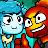 Fire and Water Couple APK