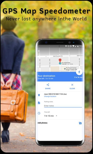 GPS Maps And Speedometer APK 1 0 3 - download free apk from