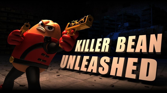 Killer Bean Unleashed APK+ Mod 3 22 - download free apk from