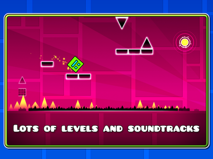 geometry dash full version apk mod