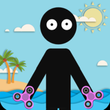Stickman Island Escape APK