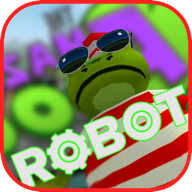 The amazing robot frog APK