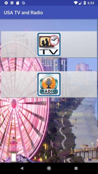 USA TV and Radio APK 1 34 - download free apk from APKSum