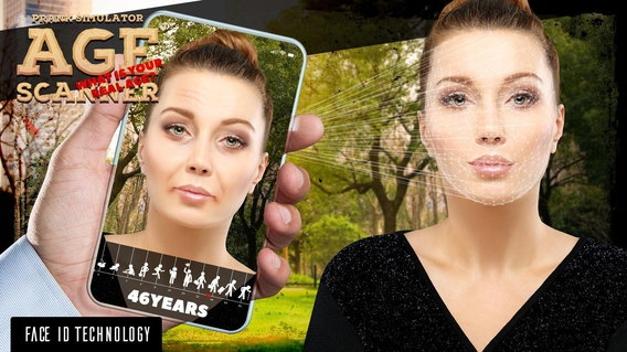 Age scanner face id test simulator APK 1 4 - download free