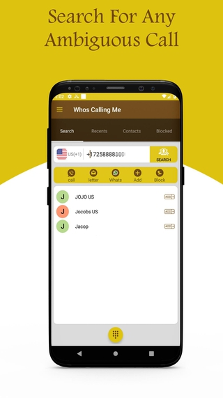 Whos Calling Me APK 1 0 2 rc1 - download free apk from APKSum