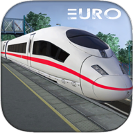 Euro Train Sim APK