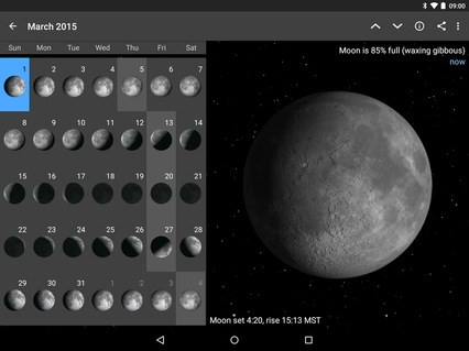Moon Phase Pro APK 4 7 - download free apk from APKSum