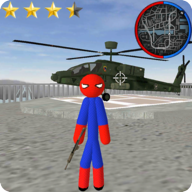 Spider Stickman Hero APK