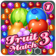 Jewel Fruit Candy - match 3 game APK