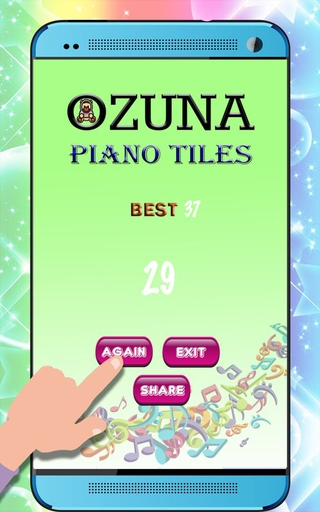 Ozuna Piano Tiles 1.0 apk screenshot