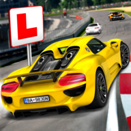 Driving School Test Car Racing APK