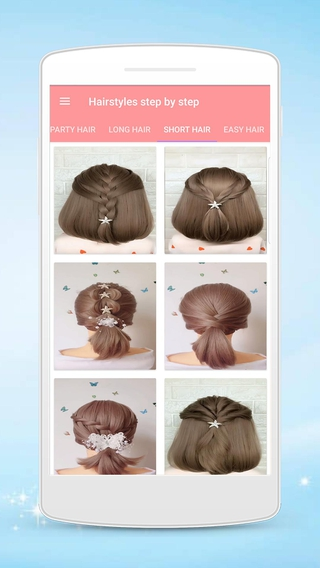 Hairstyles Step By Step Apk 1 8 Download Free Apk From Apksum