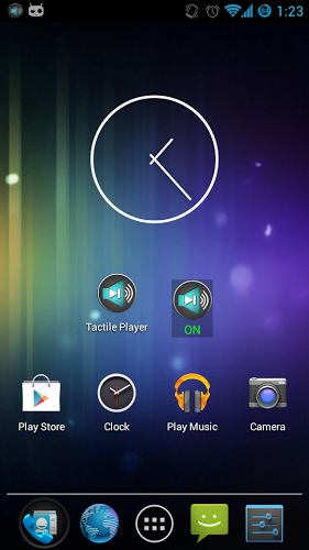 Tactile Player APK 2 2 - download free apk from APKSum