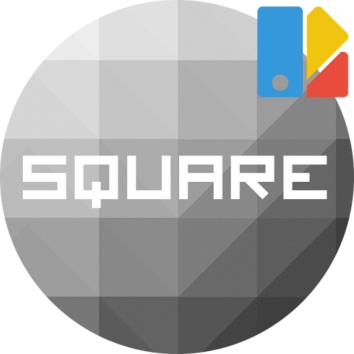 Theme Square Gray APK