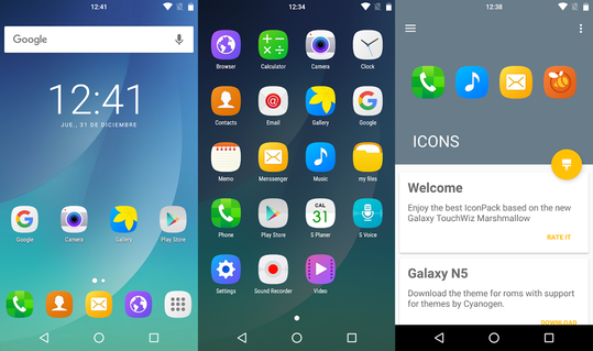 TouchWiz Icons APK 5 4 8 - download free apk from APKSum